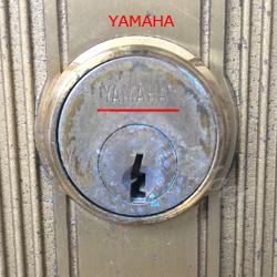 YAMAHA玄関